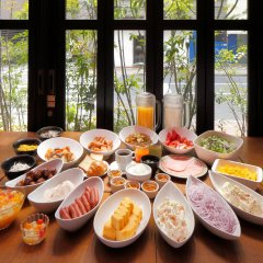 APA Hotel Hatchobori-eki Minami питание