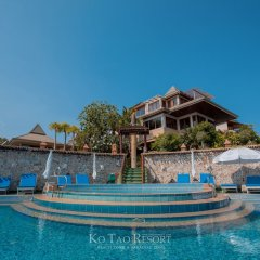 Отель Ko Tao Resort - Paradise Zone бассейн фото 2