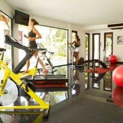 Отель Sensive Hill фитнесс-зал