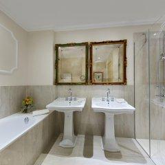 Отель Aldrovandi Villa Borghese Италия, Рим - 2 отзыва об отеле, цены и фото номеров - забронировать отель Aldrovandi Villa Borghese онлайн ванная