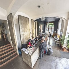 Отель Czech Inn Hostel Чехия, Прага - 7 отзывов об отеле, цены и фото номеров - забронировать отель Czech Inn Hostel онлайн спортивное сооружение