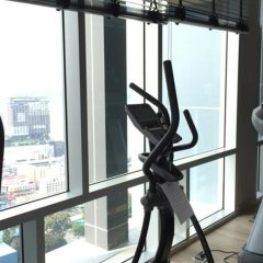 Отель Centric Sea Pattaya by Skyren фитнесс-зал фото 2