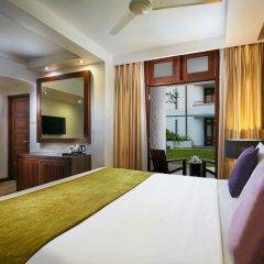 Отель Avani Kalutara Resort сейф в номере
