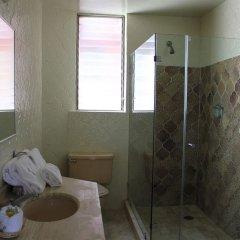 Отель Residencia Rochester Мексика, Мехико - отзывы, цены и фото номеров - забронировать отель Residencia Rochester онлайн ванная