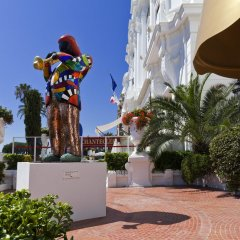 Hotel Le Negresco Ницца детские мероприятия