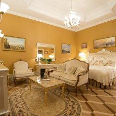 Гостиница Trezzini Palace в Санкт-Петербурге 9 отзывов об отеле, цены и фото номеров - забронировать гостиницу Trezzini Palace онлайн Санкт-Петербург комната для гостей фото 4