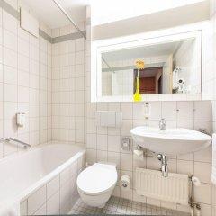 Novum Apartment Hotel am Ratsholz Leipzig ванная фото 2