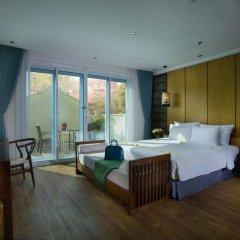 Отель Meracus Hotel Вьетнам, Ханой - отзывы, цены и фото номеров - забронировать отель Meracus Hotel онлайн комната для гостей фото 3
