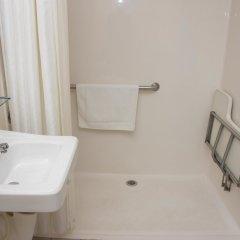 Отель Best Western Lakewood Inn ванная