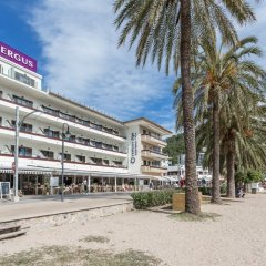 Отель FERGUS Style Soller Beach пляж
