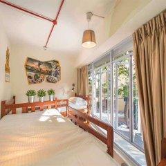 Quarters Hostel комната для гостей фото 3