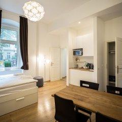 Отель Traumberg Flats Германия, Берлин - отзывы, цены и фото номеров - забронировать отель Traumberg Flats онлайн комната для гостей фото 3
