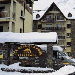 Отель Suite Aparthotel El Refugio de Aran Vielha фото 12
