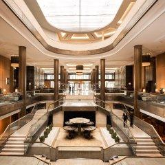 Отель Millennium Hilton Seoul Южная Корея, Сеул - 1 отзыв об отеле, цены и фото номеров - забронировать отель Millennium Hilton Seoul онлайн интерьер отеля