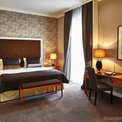 Отель Steigenberger Frankfurter Hof комната для гостей