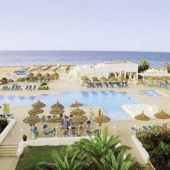 Отель Club Calimera Yati Beach Тунис, Мидун - отзывы, цены и фото номеров - забронировать отель Club Calimera Yati Beach онлайн пляж фото 2