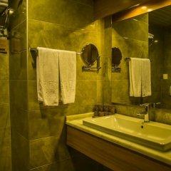 Parion Hotel Турция, Канаккале - отзывы, цены и фото номеров - забронировать отель Parion Hotel онлайн ванная