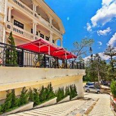 Отель Hoang Ha Sapa Hotel Вьетнам, Шапа - отзывы, цены и фото номеров - забронировать отель Hoang Ha Sapa Hotel онлайн парковка
