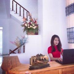 Отель Doi Mong Mo Hotel Вьетнам, Далат - отзывы, цены и фото номеров - забронировать отель Doi Mong Mo Hotel онлайн интерьер отеля