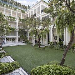 Отель Marriott Bangkok The Surawongse Бангкок