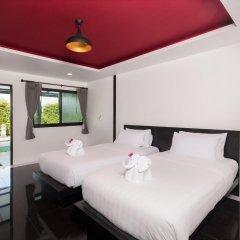Отель 365 Panwa Villas Resort комната для гостей