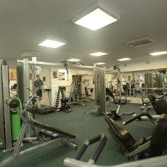 Гостиница CRONA Medical&SPA фитнесс-зал фото 3