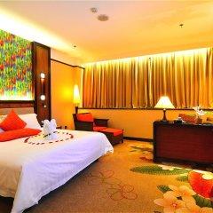 Отель Riyuegu Hotsprings Resort комната для гостей фото 2