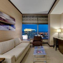 Отель Luxury Suites International by Vdara США, Лас-Вегас - отзывы, цены и фото номеров - забронировать отель Luxury Suites International by Vdara онлайн комната для гостей фото 4