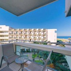Отель Apollo Beach балкон
