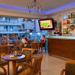 Hotel Parthenon City Родос гостиничный бар