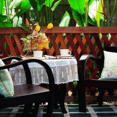 Отель Bangphlat Resort Бангкок развлечения
