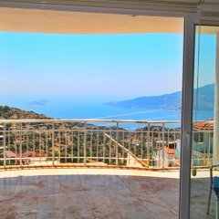 Villa Sea View by Villa Buketi Турция, Калкан - отзывы, цены и фото номеров - забронировать отель Villa Sea View by Villa Buketi онлайн пляж фото 2
