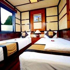 Отель Halong Bay Aloha Cruises комната для гостей фото 4