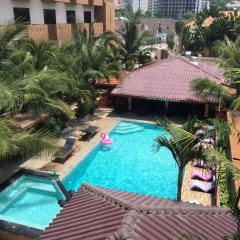 Отель Cocco Resort бассейн фото 2