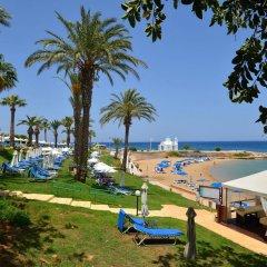Отель The Golden Coast Beach Протарас пляж