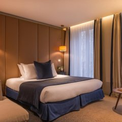 Hotel La Bourdonnais комната для гостей фото 5