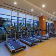 The Sense De Luxe Hotel – All Inclusive Сиде фитнесс-зал фото 2