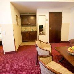 Отель Theaterhotel Wien в номере