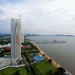 Отель Movenpick Siam Pattaya На Чом Тхиан пляж