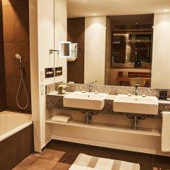 Steigenberger Hotel Muenchen Мюнхен ванная