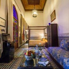 Отель Dar Al Andalous Марокко, Фес - отзывы, цены и фото номеров - забронировать отель Dar Al Andalous онлайн интерьер отеля фото 2
