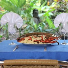 King Solomon Hotel in Guadalcanal, Solomon Islands from 250$, photos, reviews - zenhotels.com meals
