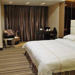 Отель Guangzhou Zhengjia Hotel Китай, Гуанчжоу - отзывы, цены и фото номеров - забронировать отель Guangzhou Zhengjia Hotel онлайн комната для гостей фото 2