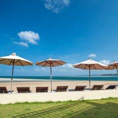 Отель Lanta Pura Beach Resort пляж фото 2