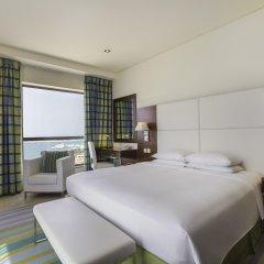 Отель Hilton Dubai The Walk 4* Стандартный номер с различными типами кроватей