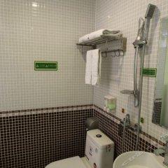 Отель Tai Hua Fashion Hotel Китай, Шэньчжэнь - отзывы, цены и фото номеров - забронировать отель Tai Hua Fashion Hotel онлайн ванная