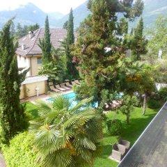Отель ANATOL Меран балкон