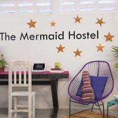 Отель The Mermaid Hostel Downtown - Adults Only Мексика, Канкун - отзывы, цены и фото номеров - забронировать отель The Mermaid Hostel Downtown - Adults Only онлайн бассейн