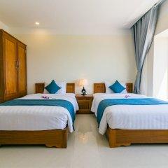 Отель Navy Hotel Cam Ranh Вьетнам, Камрань - отзывы, цены и фото номеров - забронировать отель Navy Hotel Cam Ranh онлайн комната для гостей фото 2