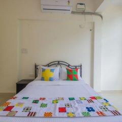 Отель OYO 11347 Home Peacefull 2BHK Panjim Гоа сейф в номере